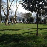 Photo taken at Bebek Parkı by Kemal V. on 3/10/2013