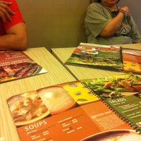 Photo taken at Sérye Café Filipino by Christine Y. on 5/31/2014