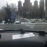 Photo taken at Takovska by Milan N. on 1/19/2017