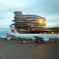 Photo taken at Edmonton International Airport (YEG) by David B. on 10/7/2012