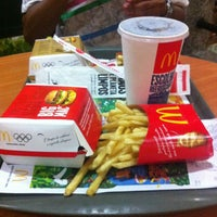 Photo taken at McDonald's by Dexter C. on 2/10/2013