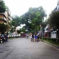Photo taken at Ramblas de Santa Cruz by Ruyman G. on 10/18/2012