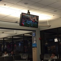Photo taken at Gate C33 by Eric A. on 1/17/2016