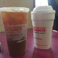 Photo taken at Dunkin Donuts by Eric A. on 7/9/2016