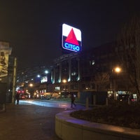 Photo taken at Kenmore Square by Eric A. on 3/16/2016