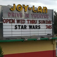 Photo taken at Joy-Lan Drive In by Tracy I. on 12/22/2015
