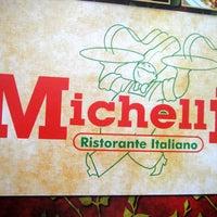 Photo taken at Michelli Ristorante Italiano by Yuka M. on 4/21/2013