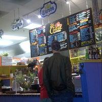 Photo taken at Los Cantaros Taqueria by Reginald   💖  🌼  🐝 on 1/29/2013