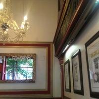Photo taken at La Boulangerie by Lucas P. on 8/14/2014