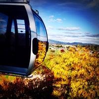 Photo taken at Skyline Rotorua Gondola by Sprout T. on 5/3/2015