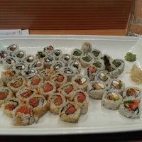 Photo taken at Matsu Sushi by Richard L. on 10/8/2012