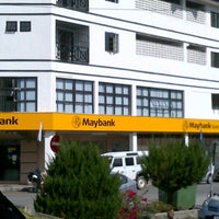 Photo taken at Maybank by Mohamad F. on 3/22/2013