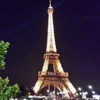 Photo taken at Eiffel Tower by Teik Chuan L. on 7/26/2013