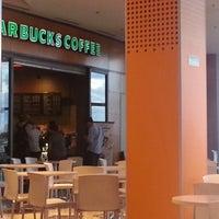 Photo taken at Starbucks by Marcos B. on 1/19/2013