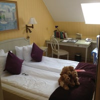 Photo taken at Best Western Premier Hotell Kung Carl by Александр К. on 5/9/2013