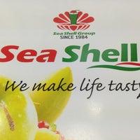 Photo taken at Sea Shell محارة البحر by Ana - @. on 10/19/2013