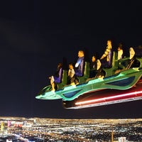 Photo taken at Xscream - Stratosphere by Bob ボ. on 3/16/2013