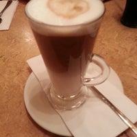 Photo taken at Café Rouge by Oksana P. on 1/8/2013