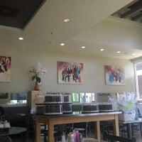 Photo taken at Savannah Cafe & Bakery by Ken S. on 4/7/2014
