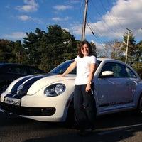Photo taken at Garnet Volkswagen by Chelle P. on 9/30/2013
