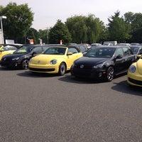 Photo taken at Garnet Volkswagen by Chelle P. on 5/29/2013
