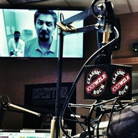 Photo taken at WZLX 100.7 FM by Mike W. on 6/9/2013