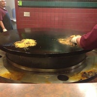Photo taken at Chang's Mongolian Grill by Chris M. on 10/19/2012