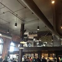 Photo taken at Starbucks by Angelika B. on 3/17/2013