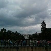 Photo taken at White House Visitor Center by Ramya on 9/4/2013