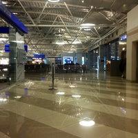Photo taken at Terminal F (KBP) by Kira on 1/28/2013