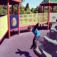 Photo taken at Clemyjontri Park by John B. on 5/25/2013