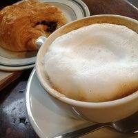 Photo taken at Urban Grind Coffeehouse by Derek N. on 10/17/2012