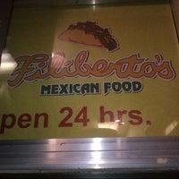 Photo taken at Filiberto's Mexican Food by Jordan C. on 9/13/2013