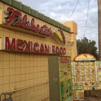 Photo taken at Filiberto's Mexican Food by Jordan C. on 3/1/2014