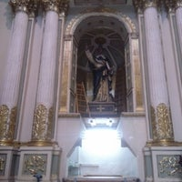 Photo taken at Parroquia de San Vicente Ferrer by Juan Francisco G. on 4/24/2014