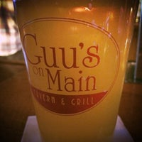 Photo taken at Guu's on Main by Stevan S. on 9/10/2015