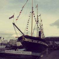 Photo taken at SS Great Britain by Zainab A. on 2/2/2013