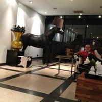Photo taken at Van der Valk Hotel Den Haag - Nootdorp by Kiara R. on 1/31/2013