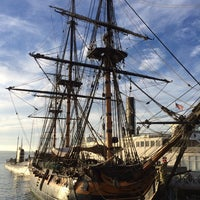 Photo taken at HMS Surprise by Haowei C. on 1/5/2014