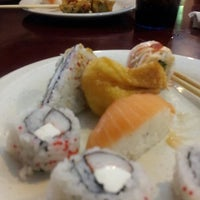 Photo taken at East Hibachi Grill by Molly W. on 8/18/2013
