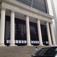 Photo taken at Coronation Hall (C Building) by zionjeje j. on 12/16/2013