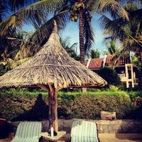 Photo taken at Saigon Mui Ne Resort by Emily on 12/16/2012