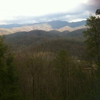 Photo taken at Gatlinburg, TN by Tyler E. on 4/1/2013