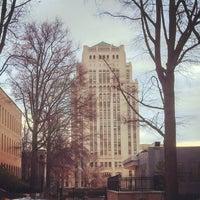 Photo taken at Atlanta City Hall by Friar F. on 2/4/2013