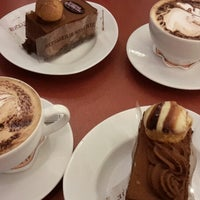 Photo taken at Patisserie Valerie by Nadioula . on 10/31/2014
