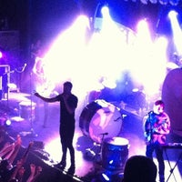 Photo taken at Roseland Theater by Justin S. on 3/16/2013