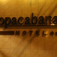 Photo taken at Hotel Copacabana by José L. on 8/9/2013