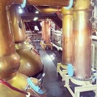Photo taken at Strathisla Distillery by anette04 on 6/9/2013