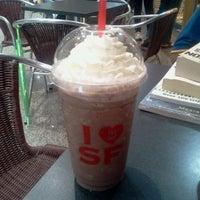 Photo taken at San Francisco Coffee by Zahedi S. on 4/2/2013