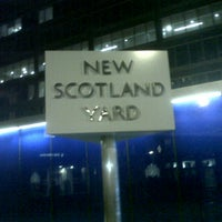 Photo taken at New Scotland Yard by RyKas. on 11/21/2012